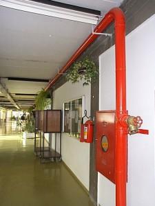 Instalação Hidraulica Contra Incêndio