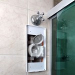 individualização água hidrometro parede